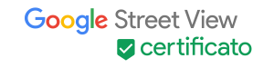 Badge Google Street View Certificato