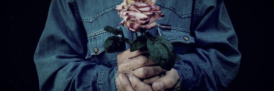 Un fiore come un uomo