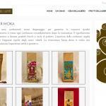 Screenshot prodotti Albero del Caffè